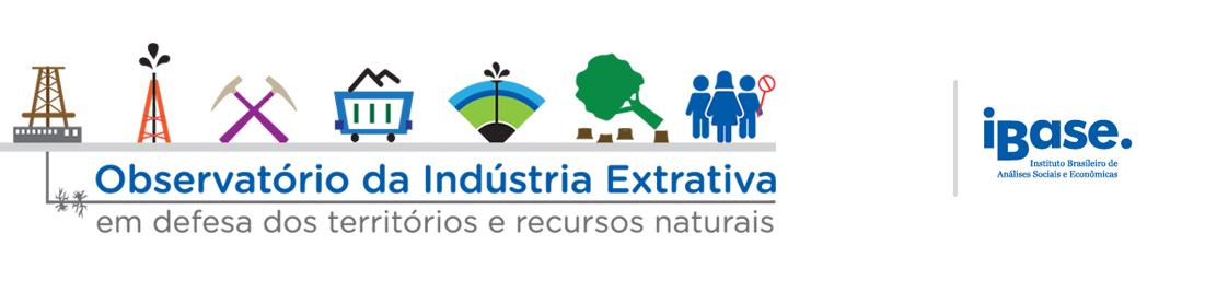 Logo Observatório da Indústria Extrativa
